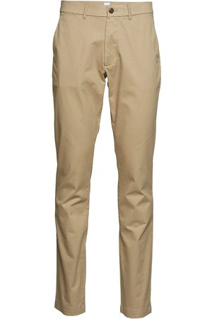 GAP Modern Khakis In Slim Fit With flex Uformelle Bukser Hverdagsbukser Beige