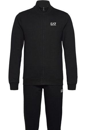 EA7 Herre Sett - Tracksuit Sweat-shirts & Hoodies Tracksuits - SETS