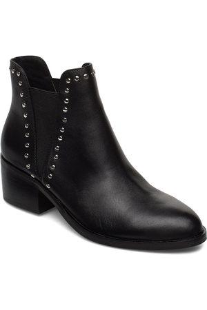 Steve Madden Dame Skoletter - Cade Bootie Shoes Boots Ankle Boots Ankle Boots With Heel