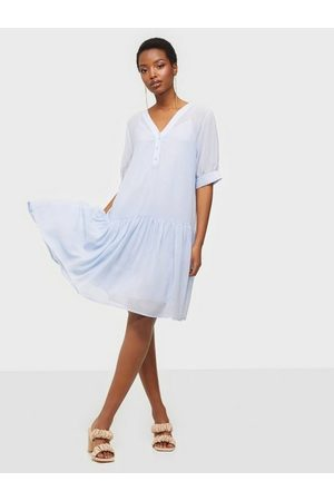Selected Dame Korte kjoler - Slfabigail 2/4 Short Dress M