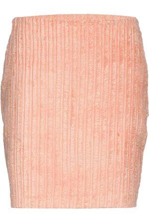 WHYRED Heston Fashion Cord Kort Skjørt