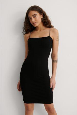 NA-KD Spaghetti Strap Dress