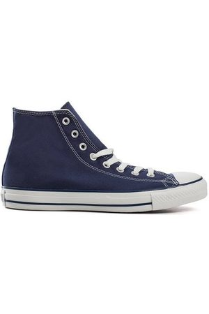 Converse All Star Canvas Hi Sneakers Navy