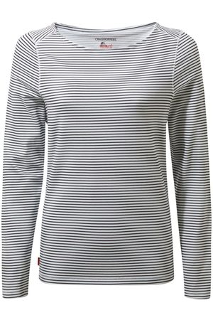 Craghoppers Dame Gensere - Women's NosiLife Erin Long Sleeved Top