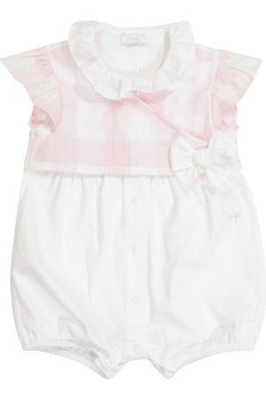 Il gufo Baby cotton romper