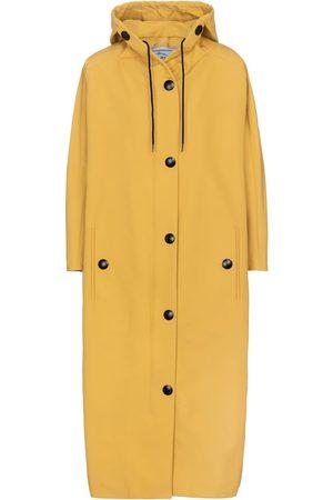 Prada Hooded raincoat