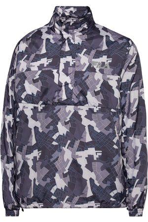 Fila Men Ender Aop Wind Jacket Outerwear Jackets Anoraks Multi/mønstret