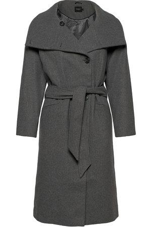 Soaked in Luxury Sltomorrow Coat Ullfrakk Frakk