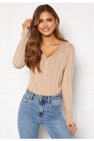 Happy Holly Anabelle Knitted collar Top 52/54