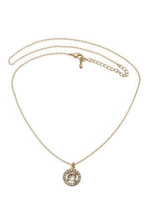 LILY AND ROSE Miss Miranda Necklace Light Silk One size