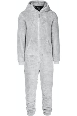 Onepiece Onesies - The New Puppy Jumpsuit Light Grey