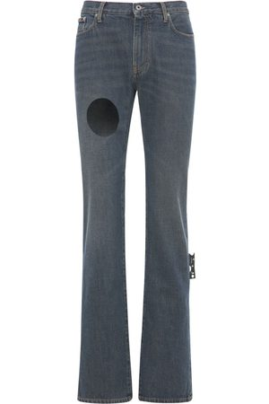 OFF-WHITE Herre Jeans - Hand Off Skinny Stack Jeans