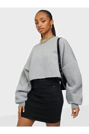 Vero Moda Vmhot Seven Mr s Skirt Dnm Mix Ga N Black