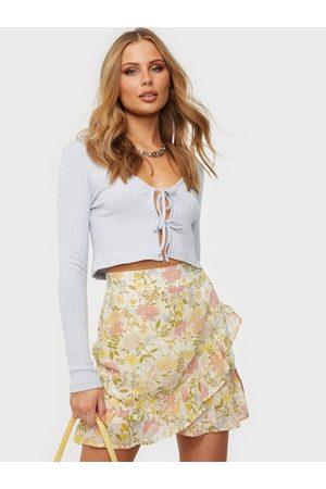Vila Viselene Hw Wrap Skirt/Su