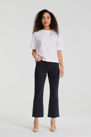 Gina Tricot Dame Bootcut - Ylva PETITE jeans