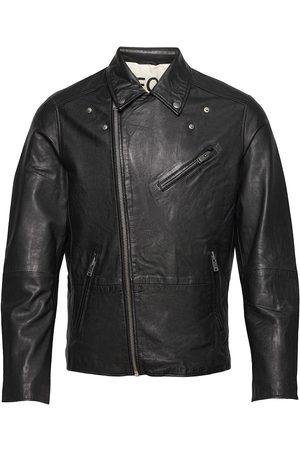 Selected Slhiconic Biker Leather Jkt W Skinnjakke Skinnjakke