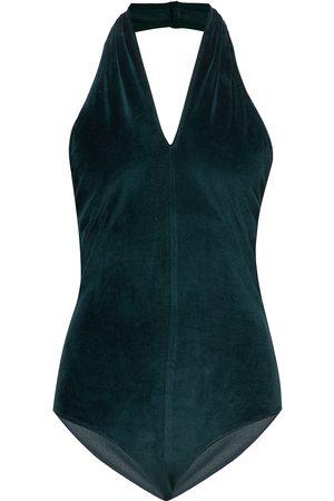 Underprotection Elise Body T-shirts & Tops Bodies Grønn