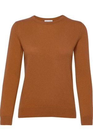 Davida Cashmere Basic Sweater