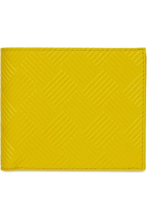 Bottega Veneta Intreccio Leather Billfold Wallet