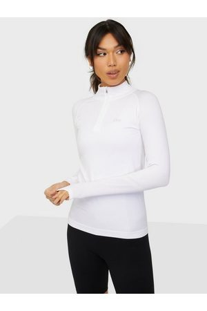 ICANIWILL Everyday 1/4 Zip Wmn White