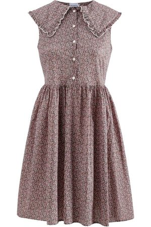 Noella Blomstret Cilla Dress