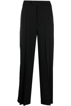 VALENTINO Herre Slengbukser - Tailored wide-leg trousers