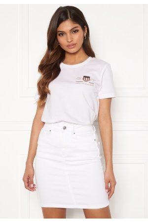GANT Archive Shield SS T- Shirt 110 White S