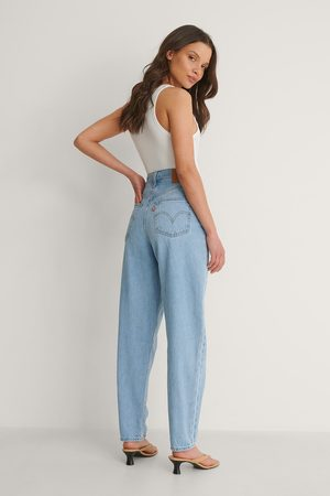 Levi's High Loose Taper Jeans Near Sighted