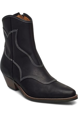 Shoe The Bear Stb-Arietta L Shoes Boots Ankle Boots Ankle Boot - Heel