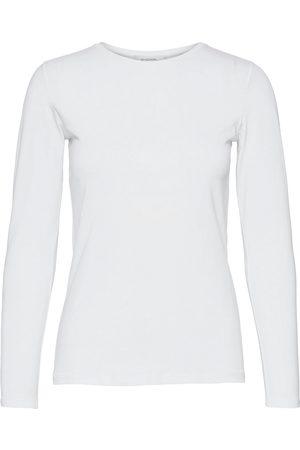 Andiata Sibio Jersey Top T-shirts & Tops Long-sleeved