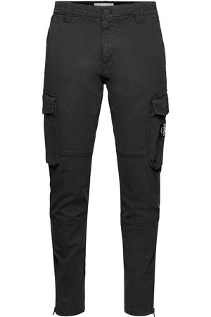 Calvin Klein Herre Cargobukser - Skinny Washed Cargo Pant Trousers Cargo Pants