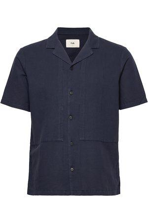 Folk Ss Junction Shirt Kortermet Skjorte