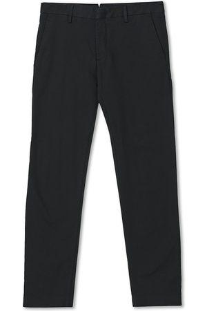 NN.07 Herre Chinos - Theo Regular Fit Stretch Chinos Black