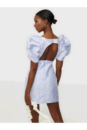 Bardot Dame Hverdagskjoler - Floral Puff Sleeve