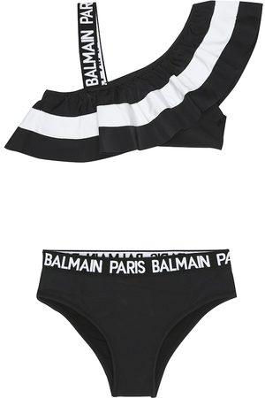 Balmain Logo bikini