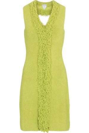Bottega Veneta Dame Strikkede kjoler - Toweling knit dress