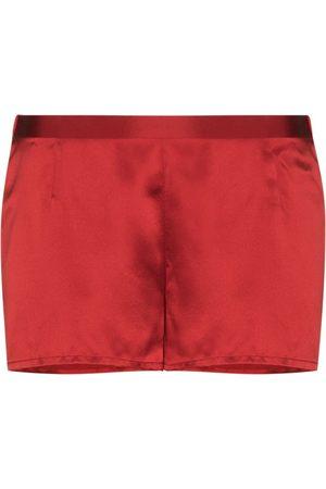 La Perla Dame Pyjamaser - Silk pyjama shorts