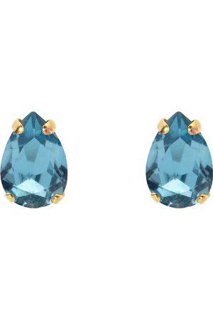 Caroline Svedbom Petite Drop Stud Earrings