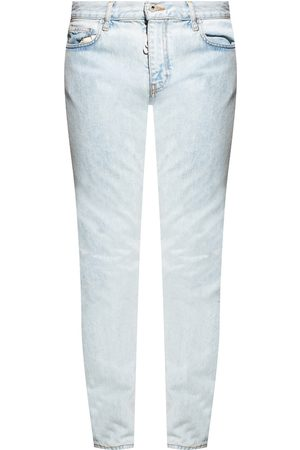 OFF-WHITE Distressed jeans