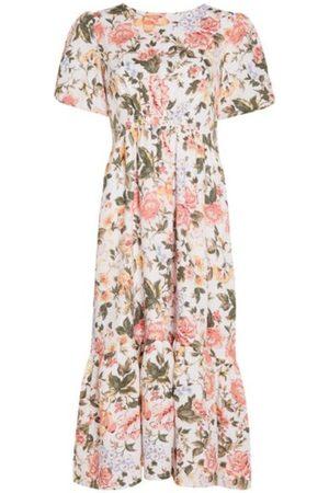 FAITHFULL THE BRAND IL Riso midi dress