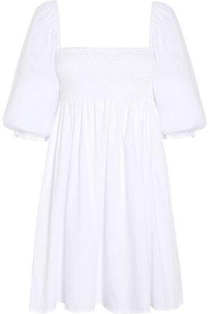 FAITHFULL THE BRAND Dame Sommerkjoler - Arles Mini Dress Plain