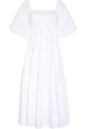 FAITHFULL THE BRAND Dame Maxikjoler - Kiona Midi - Dress Plain