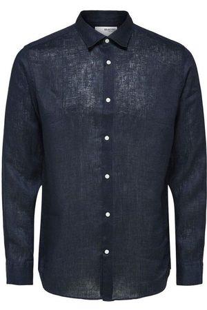 Selected Herre Langermede - Shirt