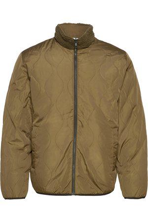 GAP Herre Fleecejakker - Reversible Fleece Jacket Sweat-shirts & Hoodies Fleeces & Midlayers