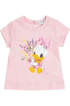 MONNALISA X Disney® Baby cotton T-shirt