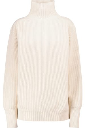 Jil Sander Turtleneck recycled cotton sweater