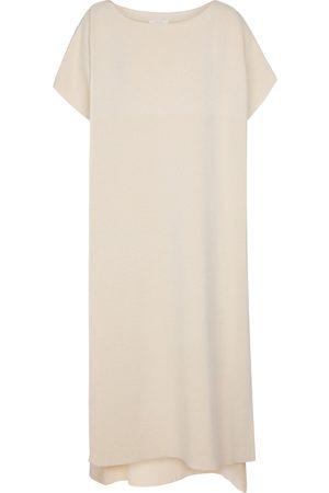 The Row Capri cashmere midi dress