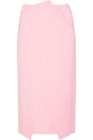 Roland Mouret Capel high-rise crêpe pencil skirt