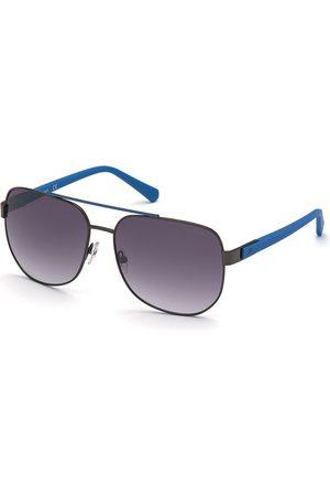 Guess Herre Solbriller - Solbriller GU 00015 10C