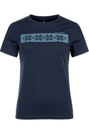 Gridarmor Dame Kortermede - Odda Merino T-shirt Women's